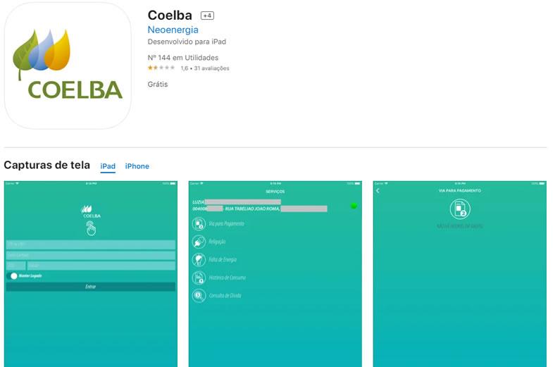 app coelba